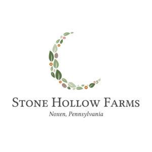 stone hollow farms logo