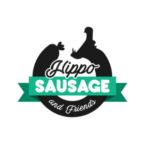 hippo sausage logo