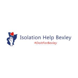 isolation help bexley logo